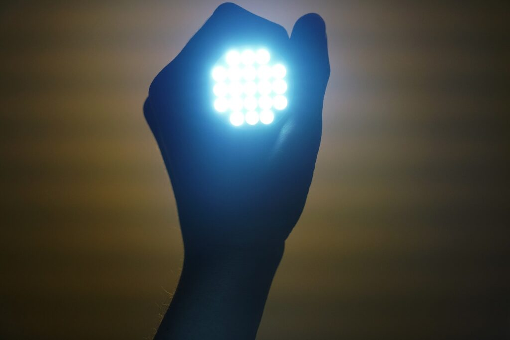 LED電力