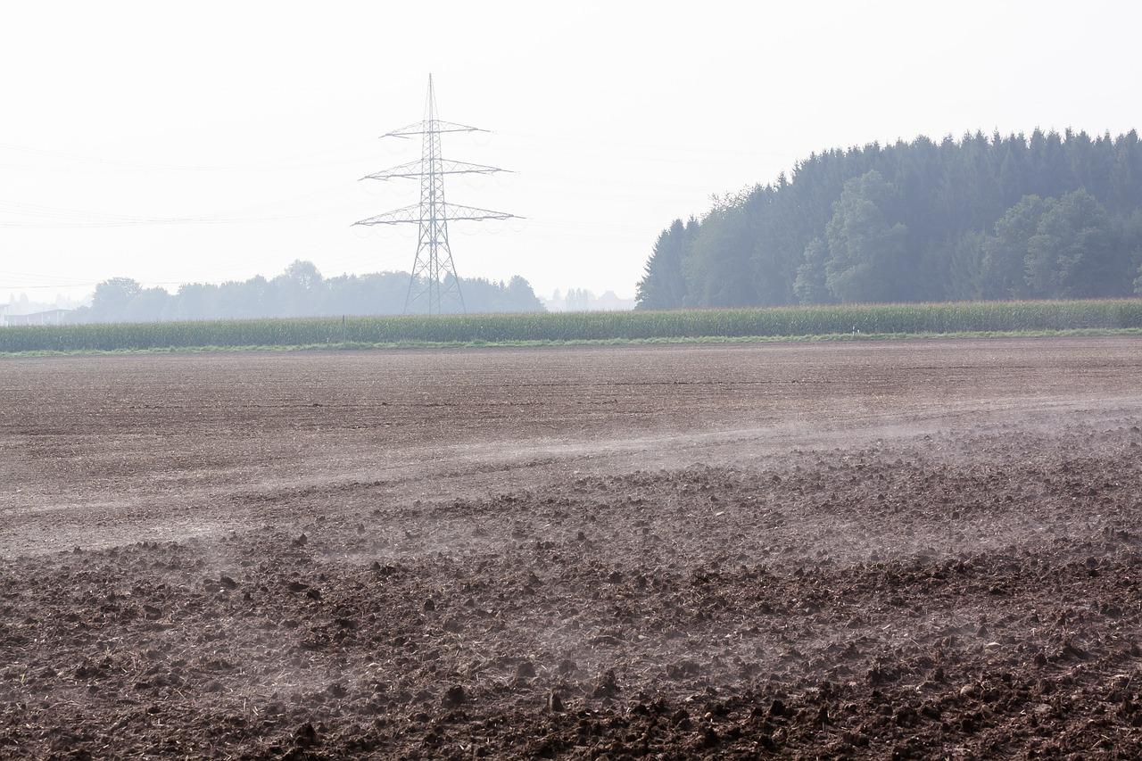 小麦播種前作業